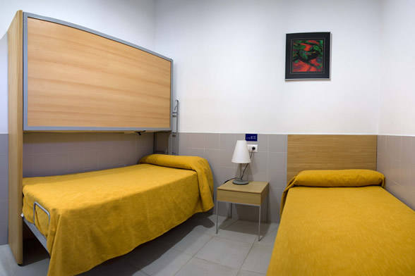Accommodation in Residenz for Groups-Spanish Courses Malaga