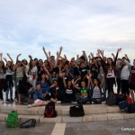 Campus Idiomático group travel with Spanish classes and activities to Granda, Seville, Nerja, Málaga