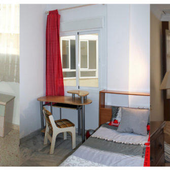 Accommodation-Campus Idiomático - International Spanish School