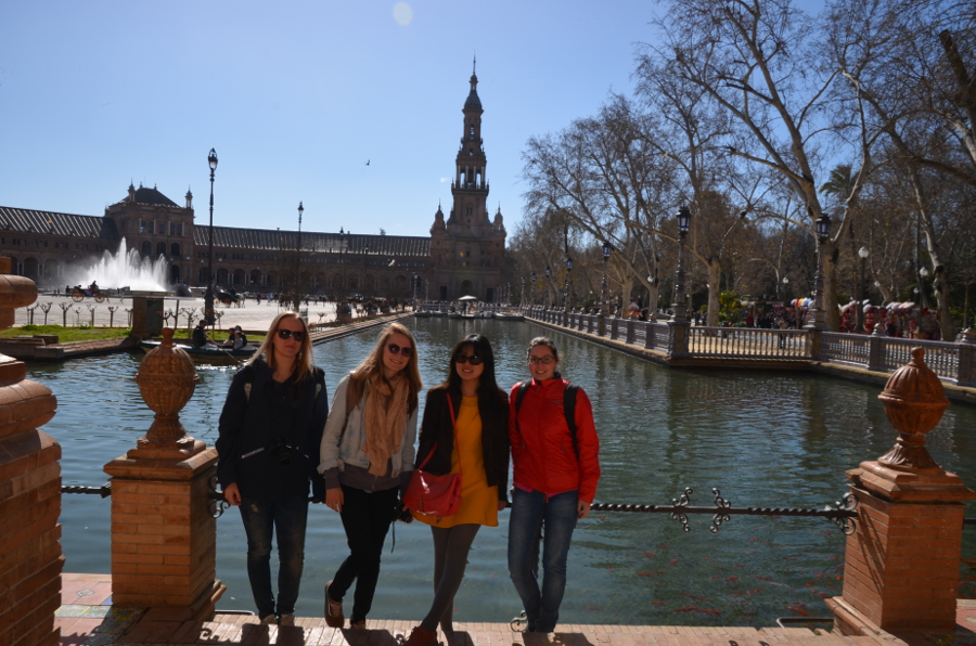 Visit Sevilla-International Spanish School in Malaga-Campus Idiomatico
