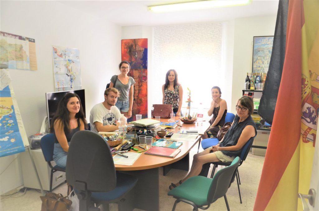 Curos de español 20 en Málaga - Campus Idiomatico in Malaga - actividades - alojamiento