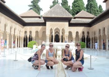 Campus Idiomatico - Cursos de Español - actividades - Granada - Alhambra