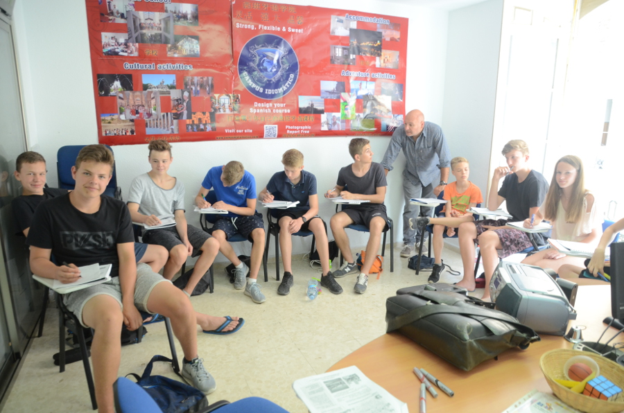 Intensive Spanish course -Campus Idiomatico-Spanish-courses-in-Malaga-Activities-Accommodation-in-malaga-groups-travel