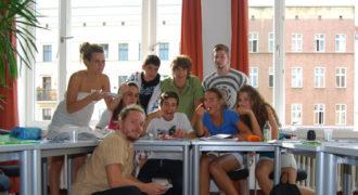 Campamentos de verano en Berlin-Alemania para jovenes y niños. Cursos de aleman