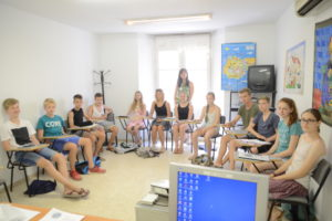 Group-Travels-Spanish-Classes-International-Spanish-School-in-Málaga-Campus-Idiomático