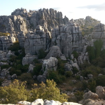 Parque Nacional Torcal de Antequera 5