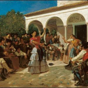 Campus-Idiomatico- Spanish courses- activities- accomodation in Málaga - visit museum Carmen Thyssen