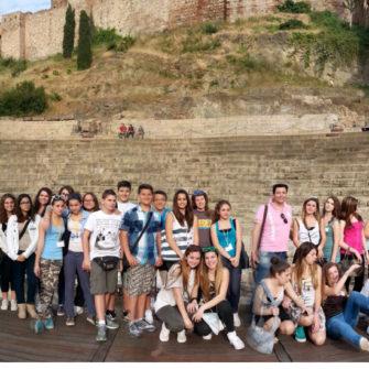 Spanish Courses for groups- Campus Idiomático - International Spanish school