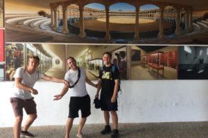 Spanish Courses in Malaga Campus idiomático - Activity Ronda-Kampus Idimatico'da İspanyolca öğrenmek için 10 neden