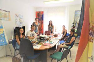 Curos de español 20 en Málaga - Campus Idiomatico in Malaga - actividades - alojamiento - Spanish courses-Kampus Idimatico'da İspanyolca öğrenmek için 10 neden