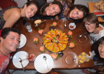 Campus Idiomatico-International spanish school - actividades - paella - gazpacho
