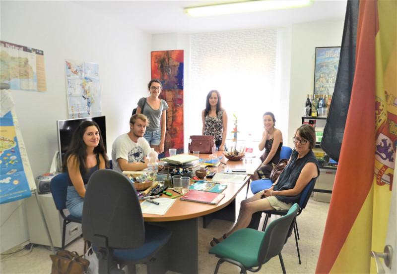 Spanish Courses in Málaga -Malagada Ispanyol Kursu
