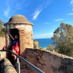 activity - Aktivität- Actividad Castillo de Gibralfaro Malaga
