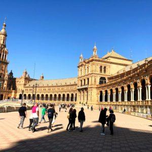 Activity - actividades - Aktivitäten Sevilla